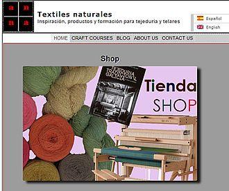 Artesania textiles naturales