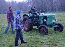 Mechanised mule