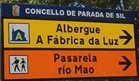 Pasarella Rio Mau