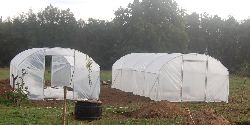 poly tunnels from kit