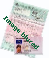 lost stolen forgotten driving license