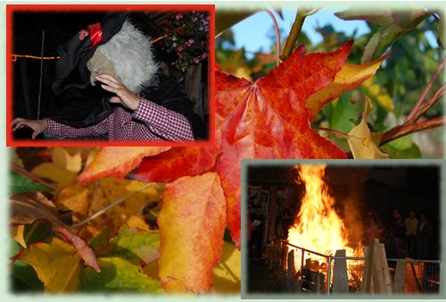 Halloween 2015 - Mer - Sober - Ribeira Sacra